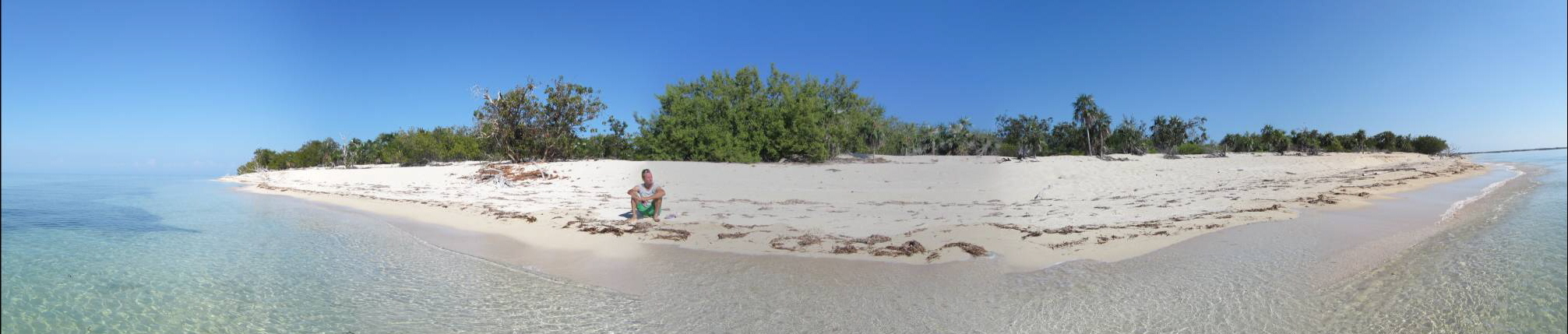 Cayo Anclitas - unsere Insel!